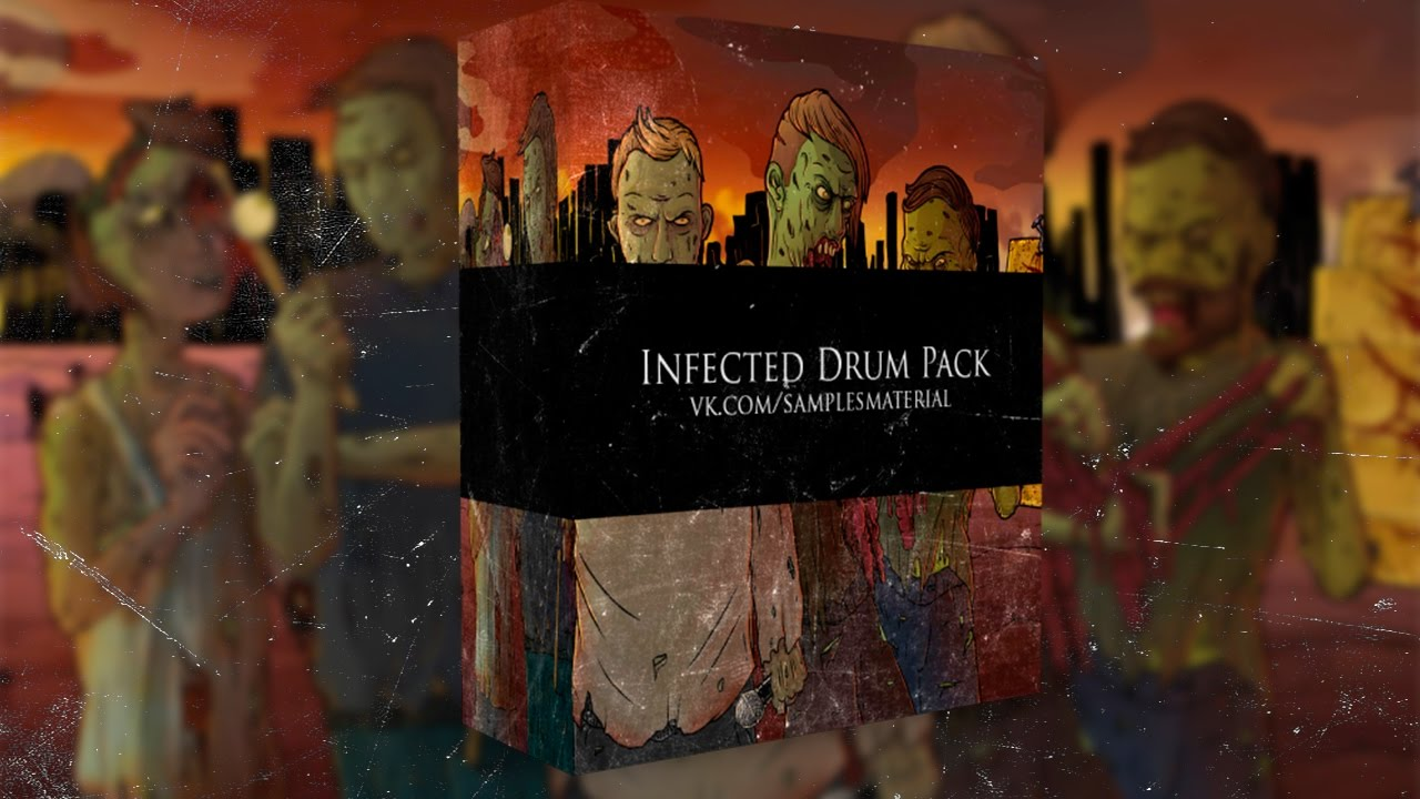Download Samples Material Infected Drum Kit WAV [FREE] » AudioZ