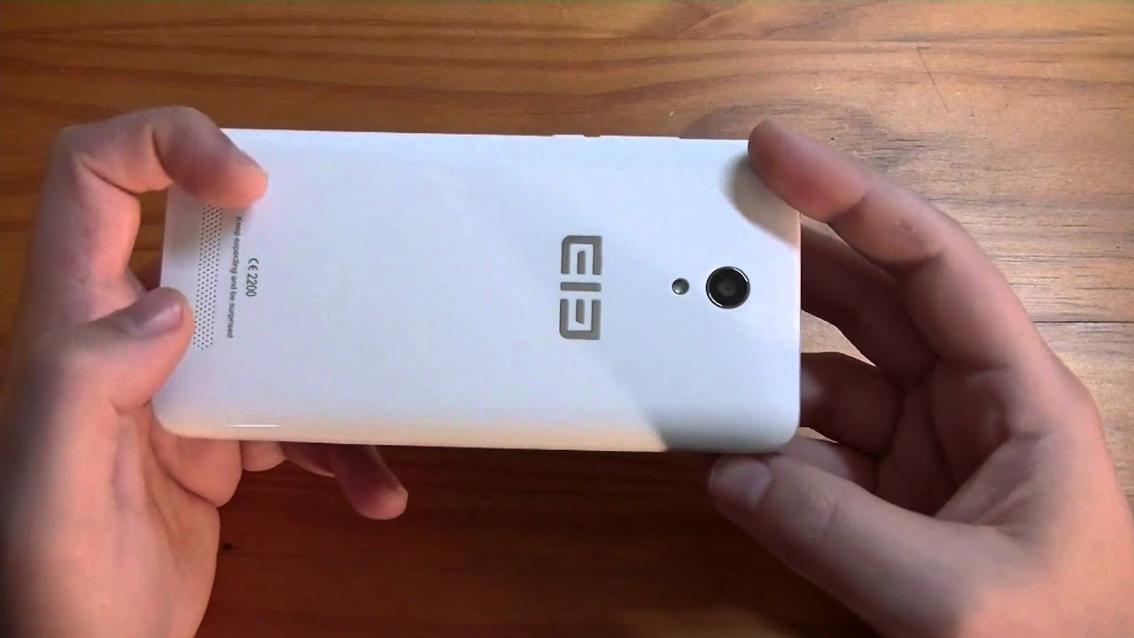 Elephone p6000 coupon gearbest