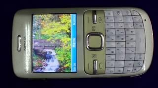 How To Replace Damaged Display For Nokia C-3,X2-01 Mobile