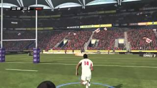 Rugby challenge 2: GEORGIA VS GERMANY ♥♥