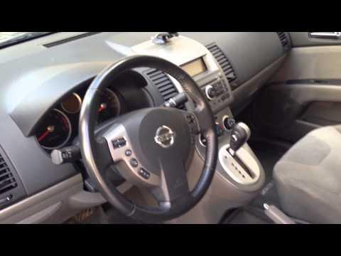 Мой Nissan Sentra