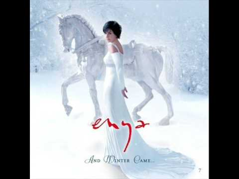 Enya - White is in the Winter Night