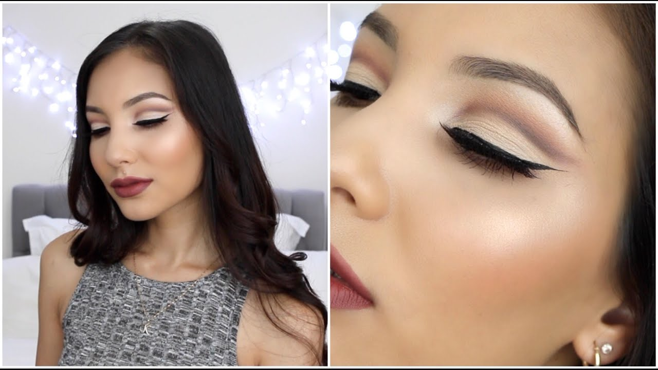 HOW TO | Cut Crease | Perfect for Hooded Eyes - YouTube - photo #17