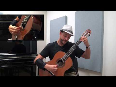 """Tariq Harb Performs """"Danza Brazilera"""" by Jorge Morel"""