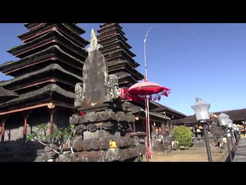 The temple of Besakih (Bali - Indonesia)