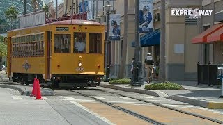 Tampa Connected Vehicles Pilot - Streetcar Installation