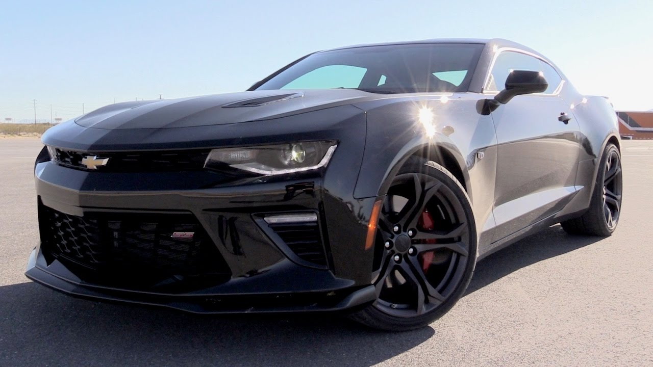 2017 Chevrolet Camaro 1le V6 V8 Road Track Test Amp In