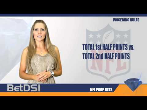 NFL Betting | NFL Prop Bet Options and Betting Instructions