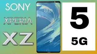 SONY XPERIA XZ3 Final Design and Introduction.  The Ultimate Sony
