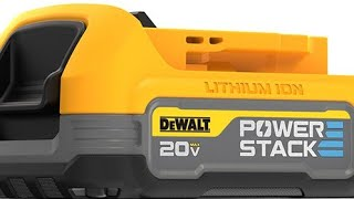 NEW DEWALT TOOL Power Stack Battery LIVE ANNOUNCEMENT!