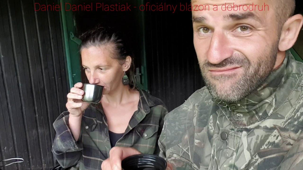 Výlet 01.07.2020, časť 2 - Stolické vrchy, chata Janka, jednoduchý test maskovania maskáčov
