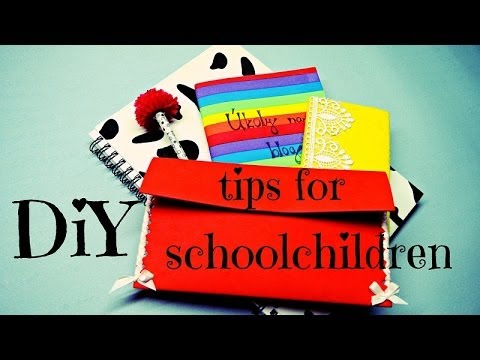 Zpátky do školy  1 - 5 tipů pro školáky (5 tips for schoolchildren x back  to school) - YouTube 073c1bf85d