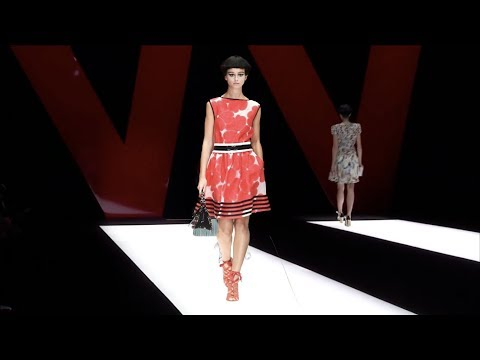 Giorgio Armani | Spring/Summer 2018 | Milan Fashion Week