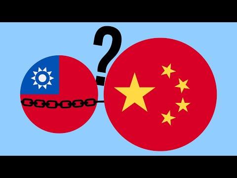 Станет ли Тайвань частью Китая ?