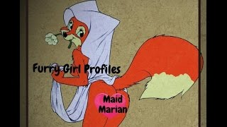 Furry Girl Profiles-Maid Marian [Episode 12]