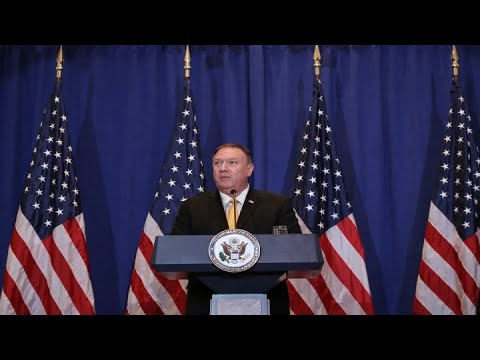 Sec. Pompeo reaches out to world leaders following Soleimani killing