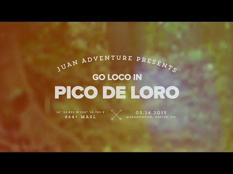 Juan Adventure: Go Loco In Pico De Loro (March 14, 2015)