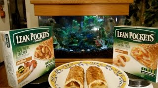 Lean Pockets (bbq Recipe Chicken Vs Roasted Turkey With Bacon & Cheese) Review