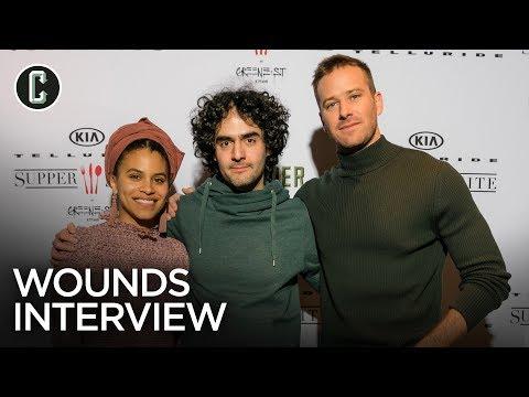 Wounds: Armie Hammer, Zazie Beetz & Babak Anvari Interview