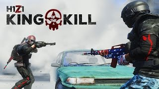 TRAINING DAY!! (H1Z1: King of the Kill)