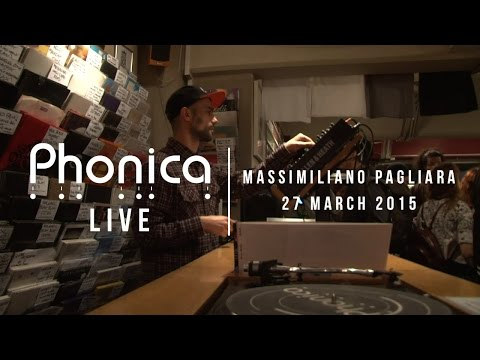 Massimiliano Pagliara at Phonica
