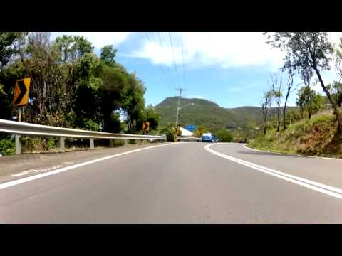 NSW Scenic Drives -Grand Pacific Drive, Seacliff Bridge