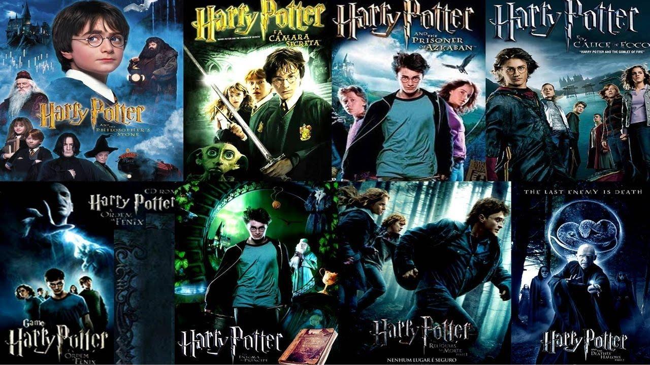 Potter saga pdf ita harry