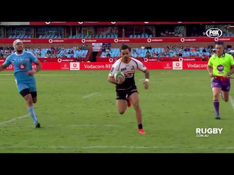 2018 Super Rugby Round 15: Bulls vs Brumbies
