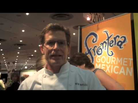 A Quick Interview with Rick Bayless at the 2009 NASFT Fancy Food Show