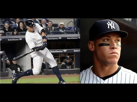 Every Aaron Judge Home Run from the 2017...