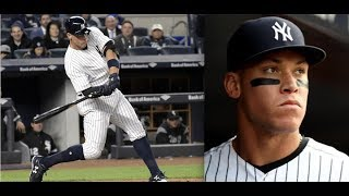 Every Aaron Judge Home Run from the 2017 Season