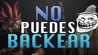 TROLL TRUNDLE | NO PUEDES BACKEAR !!!