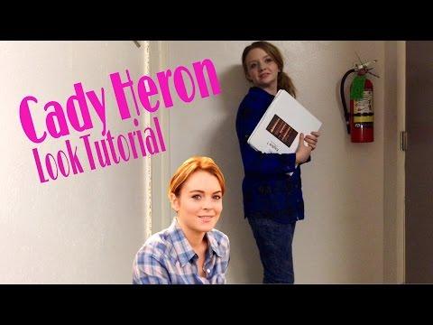 Cady Heron Look Tutorial (mean girls)
