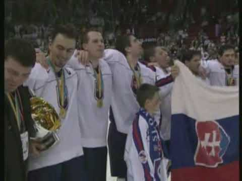 When the small country defeated the great Russia...........Slovakia - Russia 2002 Finale ice hockey