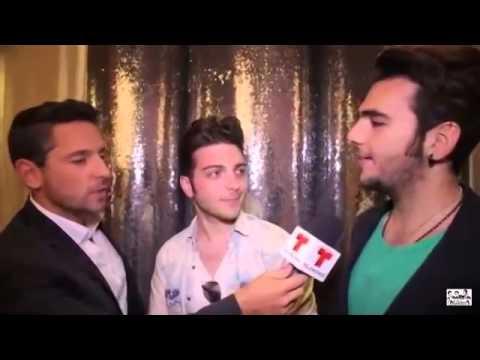 Ignazio Boschetto Il Volo funny moments/momentos graciosos von YouTube · Dauer:  5 Minuten 47 Sekunden