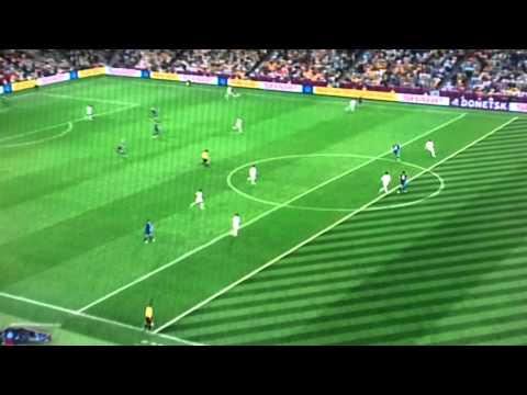 John Terry amazing goal line clearance!