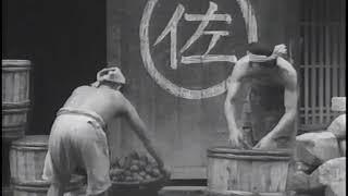 戦後、熊本県の土地柄を生かした復興計画を映像で解説。