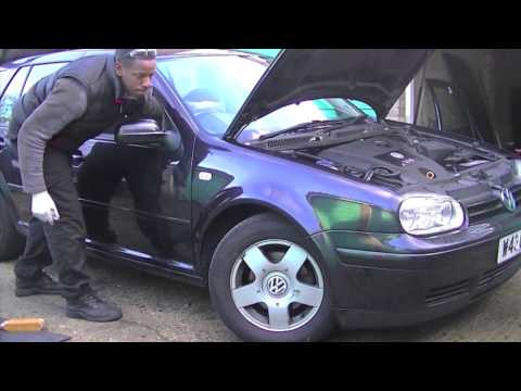 VW Golf Jetta Mk4 Build Episode 1 Fixing the Power Steering