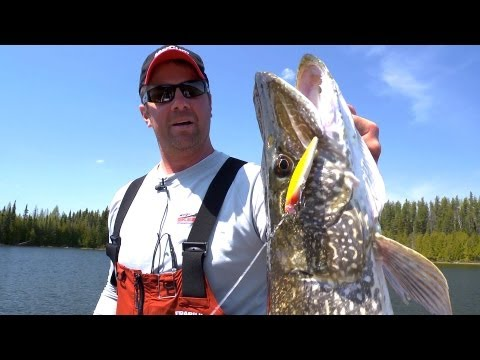 "Rapalas for Super-Sized Shallow, Spring Pike -- ""In-Depth Outdoors"" TV, Season 7, Episode 15"