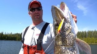 """Crank big Rapalas for Super-Sized Shallow, Spring Pike -- """"In-Depth Outdoors"""" TV #714"""