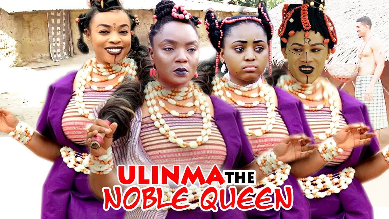 Download ULINMA THE NOBLE QUEEN SEASON 1&2  - CHIOMA CHUKWUKA 2021 LATEST NIGERIAN NOLLYWOOD EPIC MOVIE