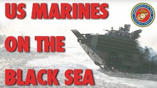 US Marines on the Black Sea