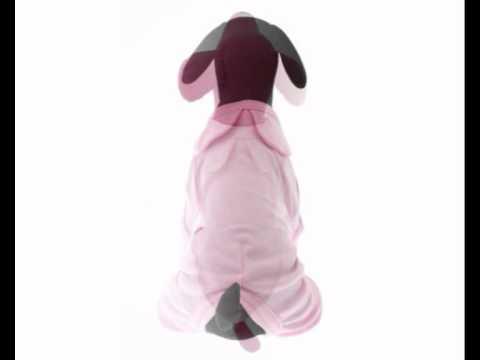 Dog Pink Bedtime Pyjamas