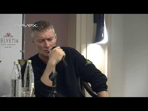 NevexTV: Евгений Ройзман - Икона и Человек - 24 01 2019