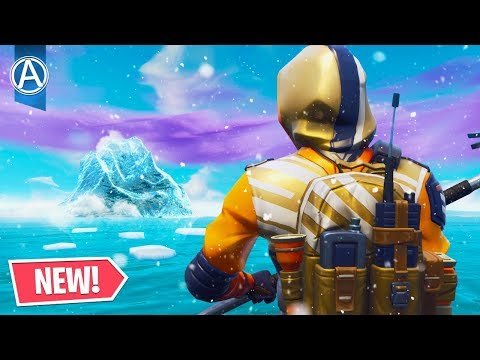 "Pro Console Player // NEW ""SNOWSTORM"" EVENT // 1400+ Wins (Fortnite Battle Royale LIVE PS4) thumbnail"