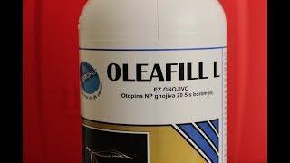Oleafill s borom za masline - Sjeme d.o.o.