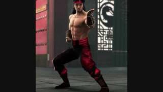 Mortal Kombat liu kang