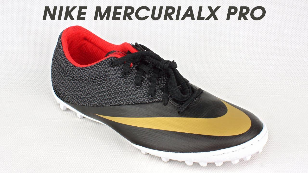 Обзор сороконожек Nike MercurialX Pro от Trendsport.ru - YouTube 4fc3b10ab2b