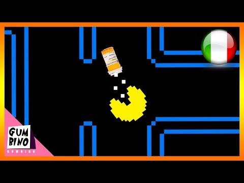 Pacman è un drogato | GUMBINO - DOPPIAGGIO ITA