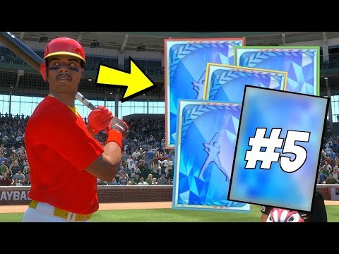 5 DIAMOND DEBUTS IN ONE GAME!? MLB The Show 19 Diamond Dynasty